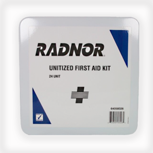 Standard 24 Unit First Aid Kit