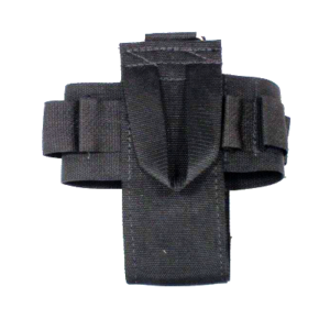 Two Ply battery Pouch With Tool Strap
