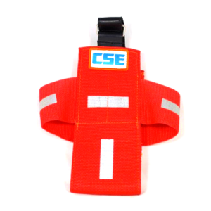 CSE Vertical Pouch for and SRLD Self rescuer