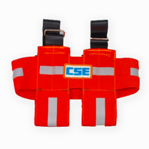 CSE Horizontal Pouch for and SRLD Self rescuer