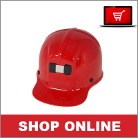 Online purchases of safety equipment featuring hats, lights, belts, and clothing. rm wilson is also developing quick-kits for when you need to outfit one miner, or a whole crew.
